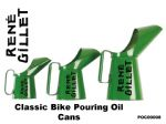 Rene Gillet Classic Bike Oil Cans Set PC00088